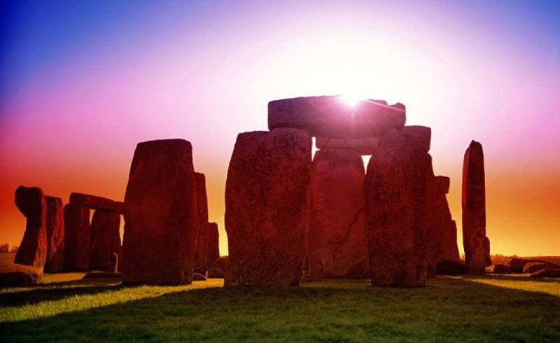 Кромлех – еще одно древняя каменная конструкция