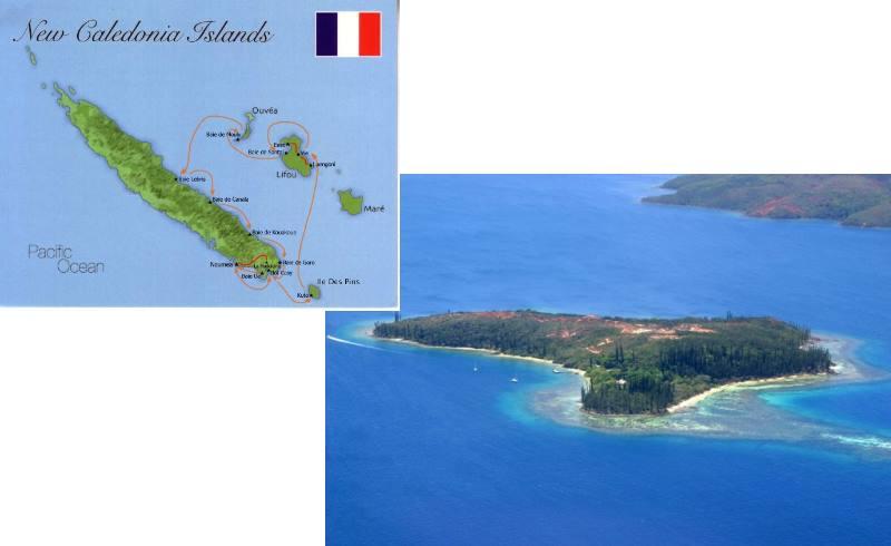 новые острова не представляли особый интерес среди стран